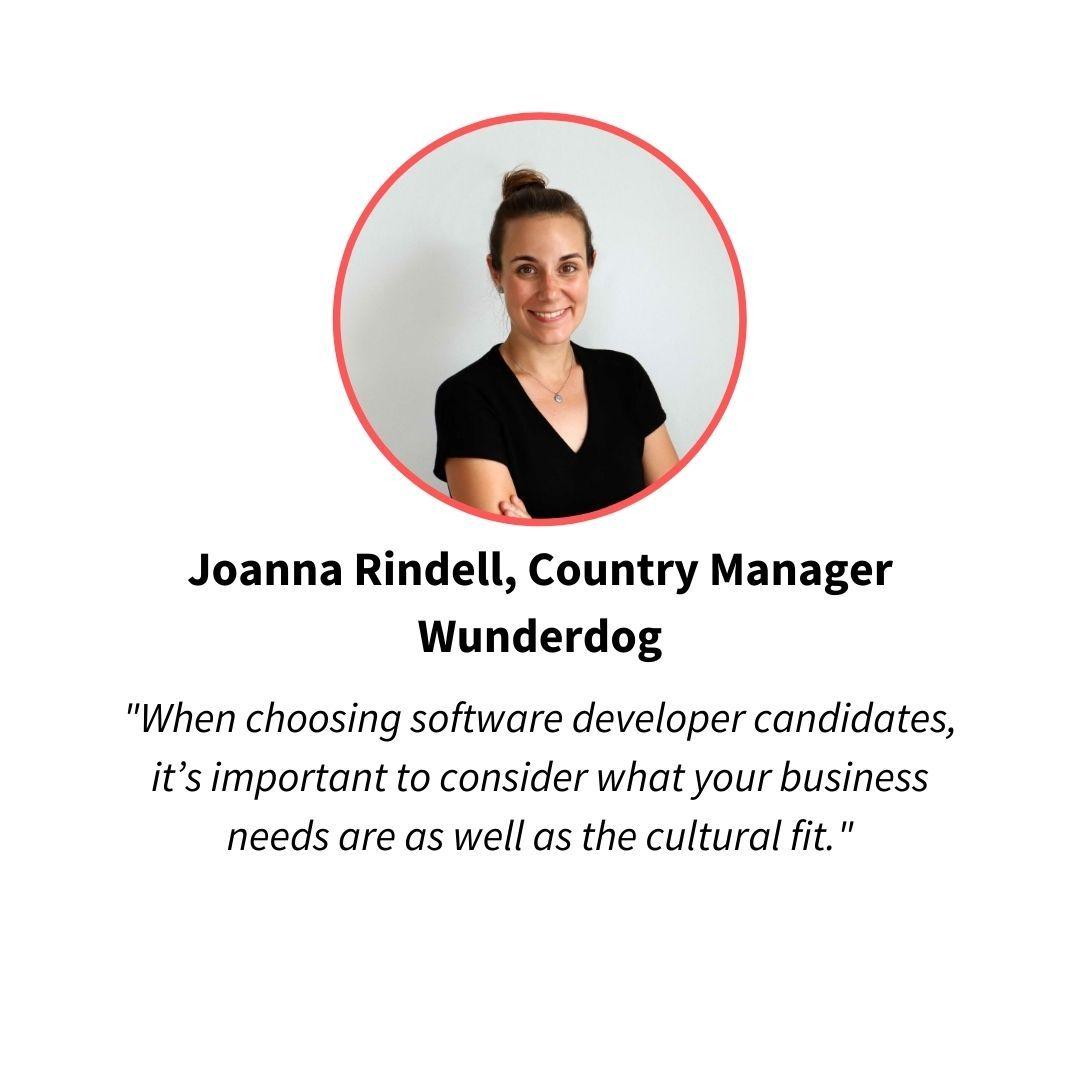 joanna rindell wunderdog