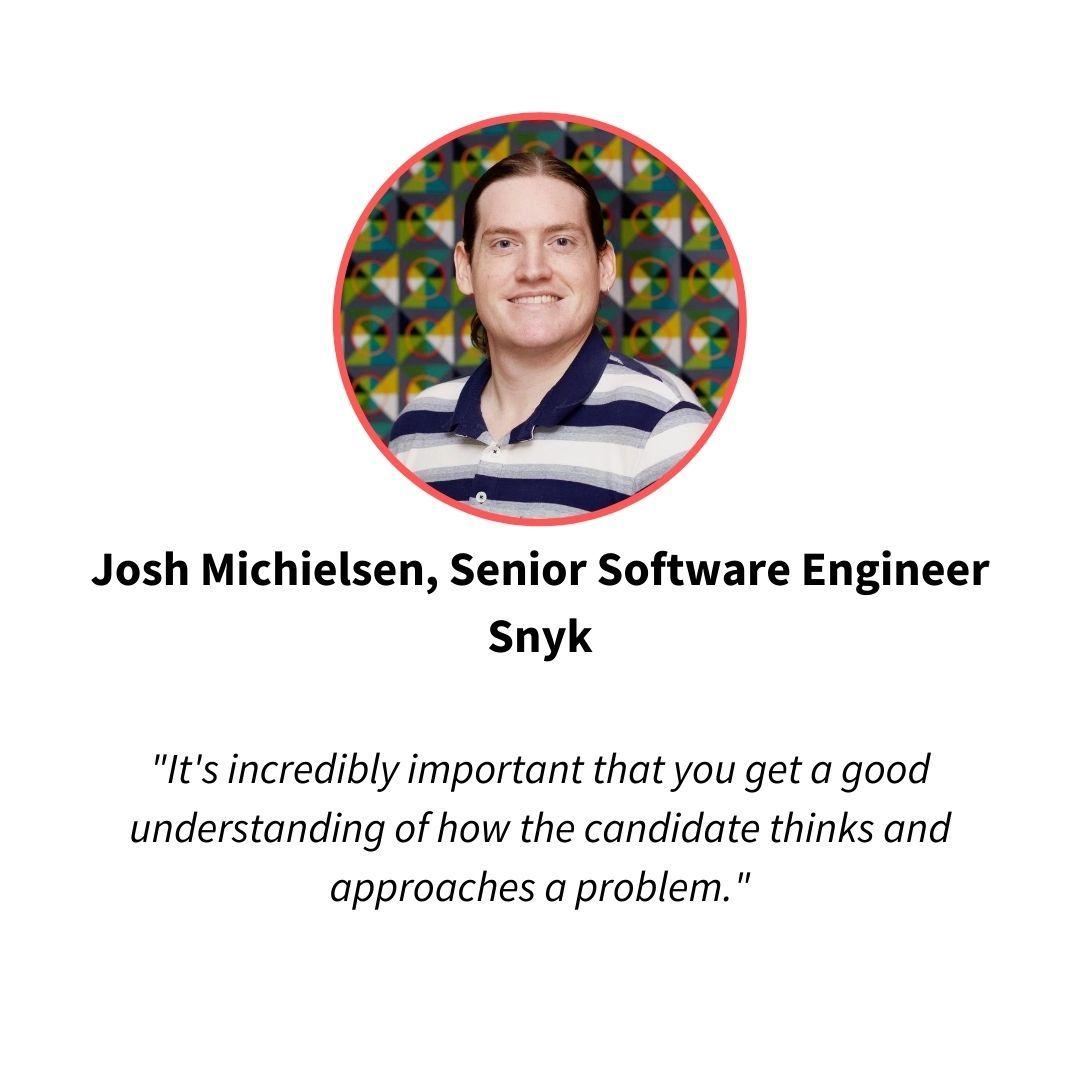 Josh Michielsen, Snyk