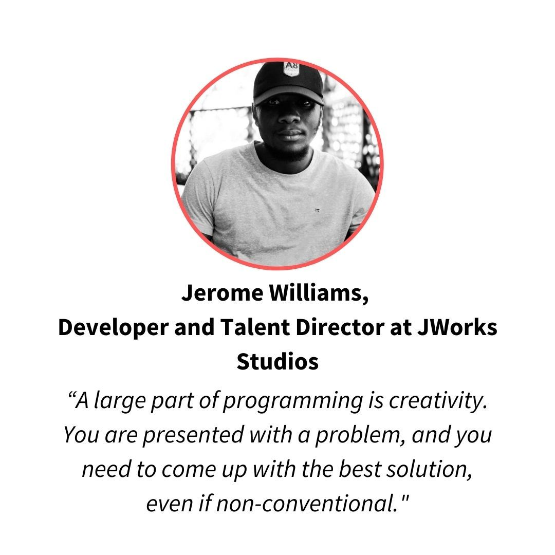 jerome williams, jworks studios