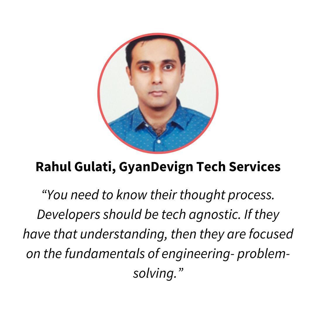 rahul gulati, gyandevign tech services